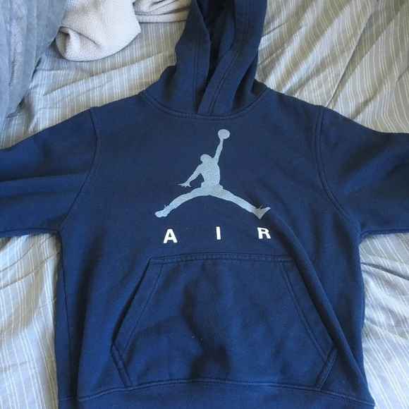 c43479f081a201 Jordan Other - Kids Jordan Hooded Sweatshirt M Nike Hoodie